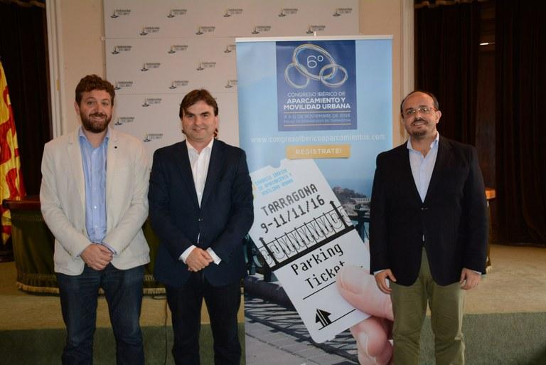 Tarragona, punt de referència internacional pel sector de l'aparcament i la mobilitat sostenible