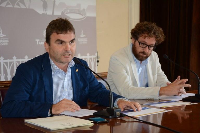El projecte d'estacions de recàrrega de vehicle elèctric d'Aparcament TGN guanya els ajuts de la Generalitat