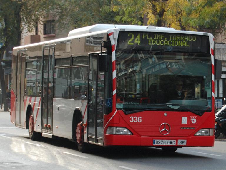 Serveis especials del transport públic de Tarragona