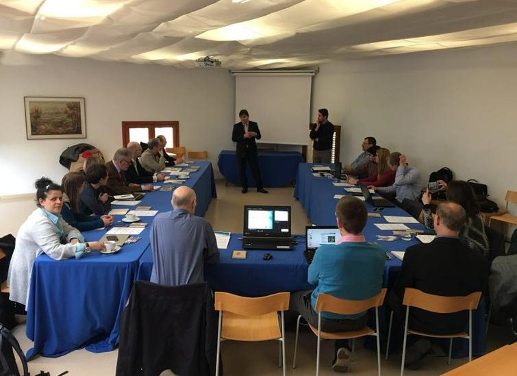Tarragona assisteix a l'última reunió del comitè de treball del projecte europeu Push&Pull