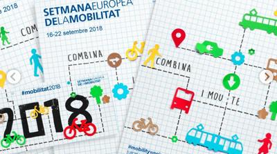 Del 16 al 22 de setembre Tarragona celebra la Setmana de la Mobilitat 2018