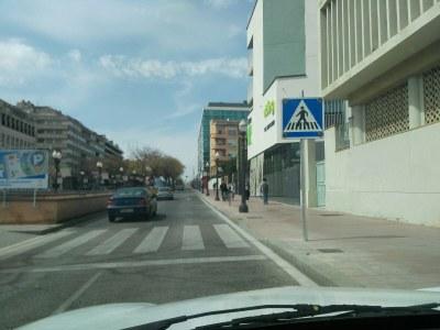 L'Ajuntament millora la seguretat dels passos de vianants a la Rambla del President Lluís Companys i a la Rambla del President Francesc Macià