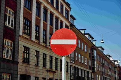 Restriccions de trànsit a la Part Alta