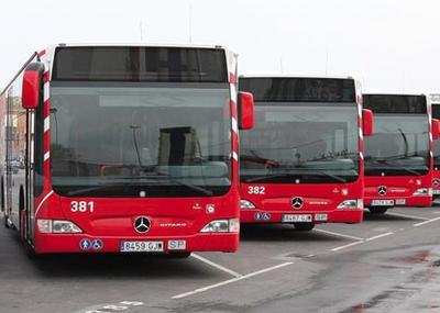 S'incorporaran al servei de l'EMT vuit autobusos