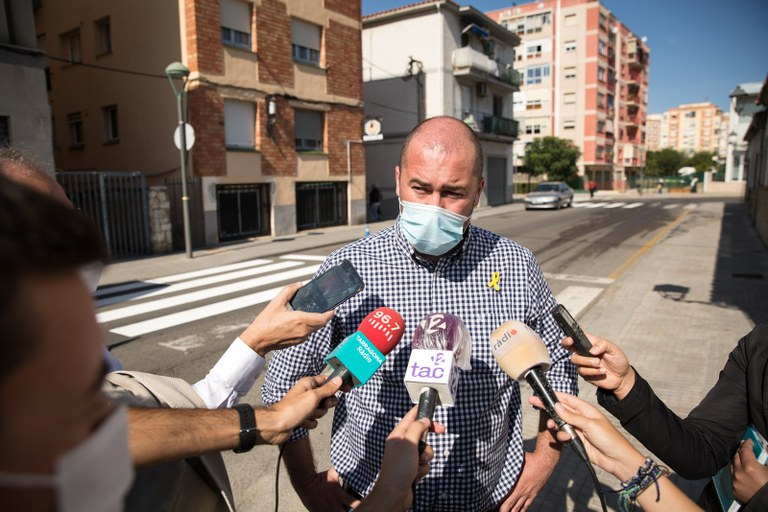 L'Ajuntament de Tarragona inicia un Pla de Millora de la Seguretat Viària de Ponent