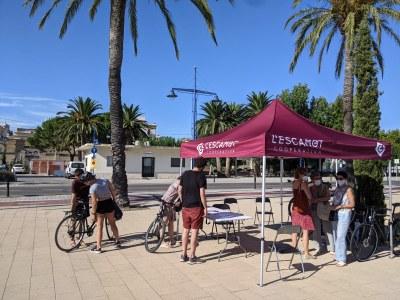 L'Ajuntament de Tarragona inicia una nova campanya de sensibilització per als conductors de patinets, Bcicletes i altres VMP
