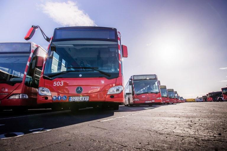 L'EMT adjudica el subministrament de deu autobusos híbrids