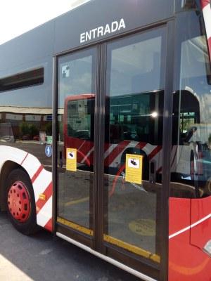 L'EMT adjudica el subministrament i instal·lació de càmeres de videovigilància a la flota d'autobusos