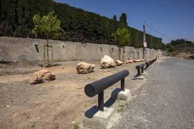 """L'EMT posarà en funcionament una nova parada """"Dissuasiu cementiri"""" per millorar el servei als veïns del Camí del Llorito i els usuaris de l'aparcament dissuasiu de Sant Pau"""