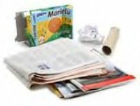 Recollida selectiva - paper i cartró