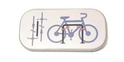 Ús correcte de l'aparcament de bicicletes