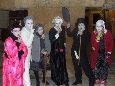 Primera actuació desembre 2008