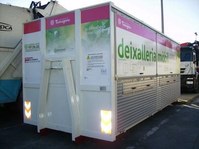 Dilluns es posa en marxa el nou sistema de deixalleries mòbils