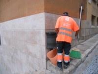 El dissabte 3 de novembre es prestaran els serveis mínims de neteja