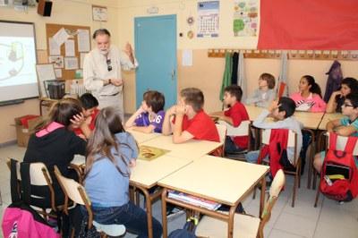 L'Ajuntament inicia un programa d'educació ambiental a les escoles