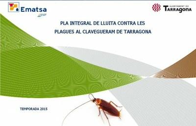 Ematsa incrementarà els equips d'inspecció de la xarxa de clavegueram i hi aplicarà insecticides menys irritants i més perdurables