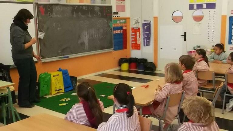 Nova edició dels tallers d'educació ambiental a les escoles