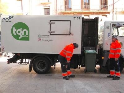 S'amplia el servei de recollida comercial de vidre