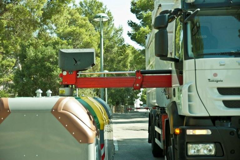 Tarragona recicla correctament més de 70 tones de fracció orgànica la setmana del 23 al 29 de març
