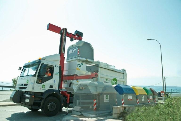 Tarragona separa correctament un 26% dels residus a la setmana del 16 al 22 de febrer