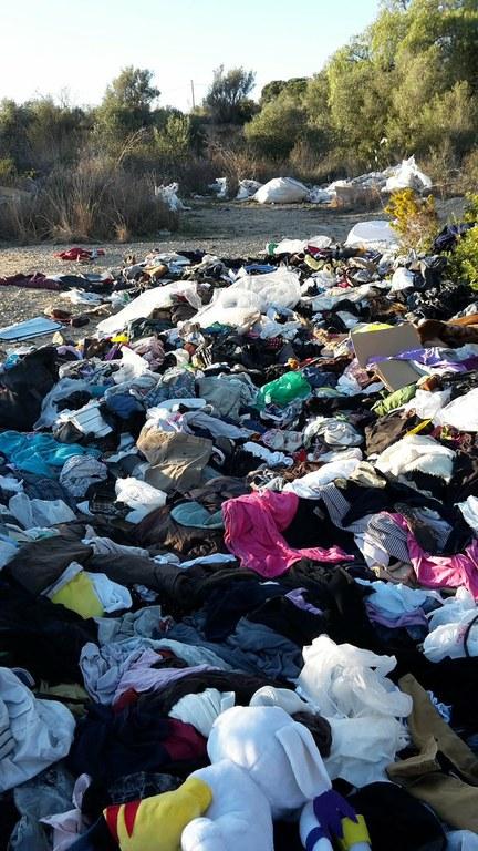 La consellera de Medi Ambient i Neteja fa una crida al civisme per evitar abocadors il·legals