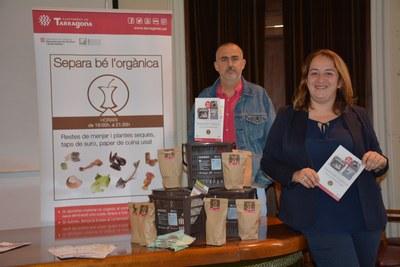 L'Ajuntament engega una nova campanya per al foment de la recollida selectiva d'orgànica