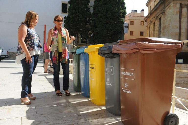 Les festes de Sant Magí aposten pel reciclatge i la sostenibilitat