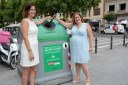 Ecovidrio i l'Ajuntament animen la ciutadania a participar en el Trofeu de Vidre Reciclat per a La Volta Ciclista Espanya