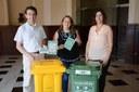L'Ajuntament, Ecovidrio i Ecoembes inicien una campanya per millorar la recollida selectiva al sector hosteler i de la restauració