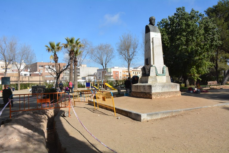 Reforma integral del Parc Saavedra