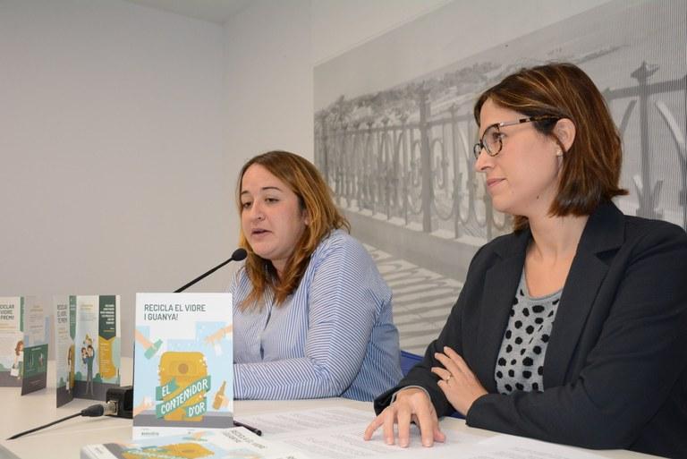 """Tarragona participa al """"Contenidor d'Or"""", el concurs que premia el reciclatge de vidre"""