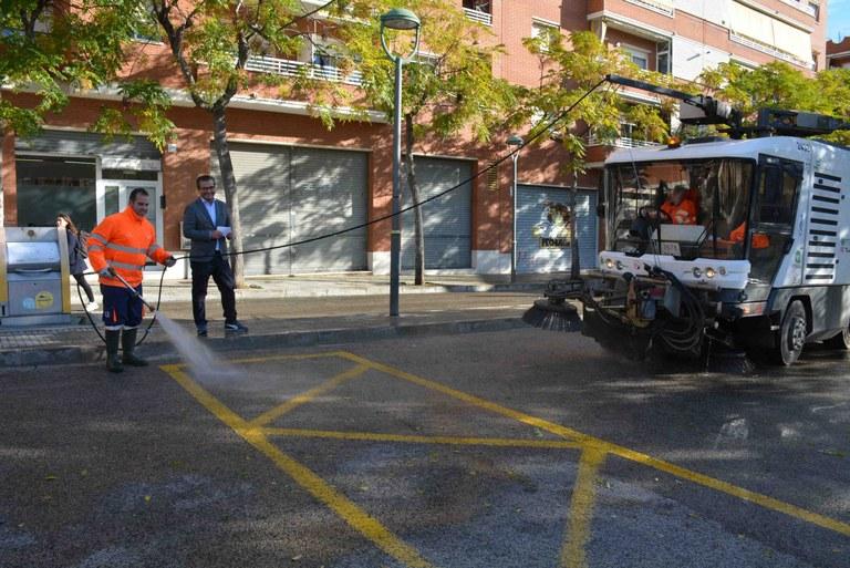 L'Ajuntament de Tarragona posa en marxa un pla integral de millora per posar a punt tota la ciutat