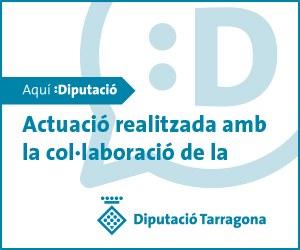 Subvenció de la Diputació de Tarragona del Pla d'Acció Municipal