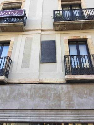 L'Ajuntament de Tarragona renova 150 plaques més de carrers