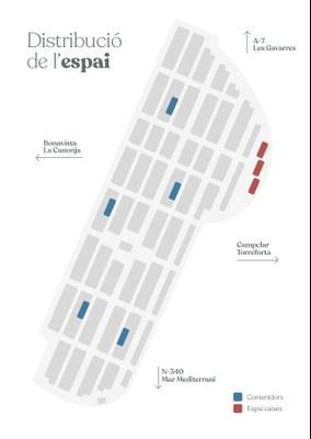 Diumenge s'enceta la campanya informativa al mercadet de Bonavista per incrementar la recollida selectiva