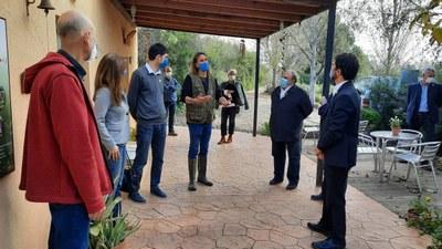 L'Ajuntament de Tarragona celebra la voluntat de la Generalitat de comprar la Plana del Vinyet