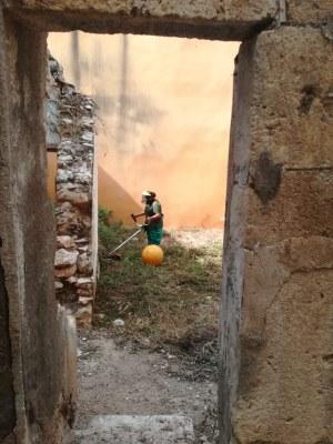 L'Ajuntament de Tarragona contracta 16 persones per la neteja de solars i recintes com l'Amfiteatre o Casa Canals
