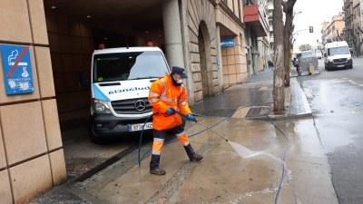 L'Ajuntament de Tarragona decreta els serveis mínims essencials de recollida de residus