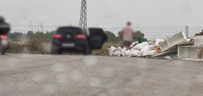 L'Ajuntament de Tarragona incoa 20 expedients sancionadors per abocaments il·legals de residus