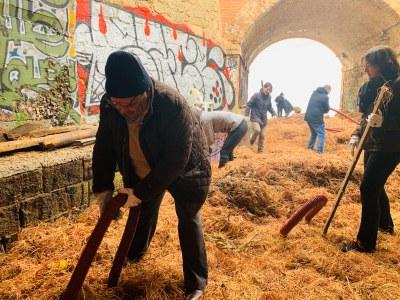 L'Ajuntament de Tarragona inicia la neteja de les platges