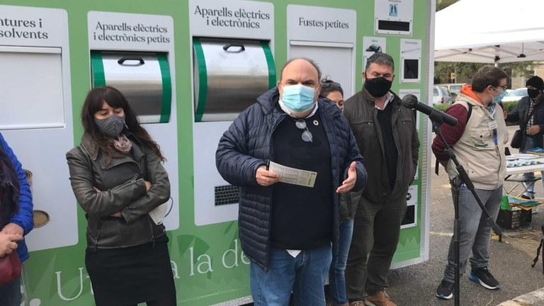 L'Ajuntament de Tarragona renova el servei de deixalleries mòbils