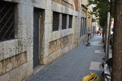 L'Ajuntament de Tarragona inicia una prova pilot amb un producte per millorar la neteja del carrers