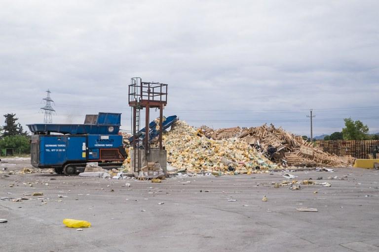 L'Ajuntament de Tarragona va recollir durant el 2020 més de 2.900 de residus voluminosos a la via pública