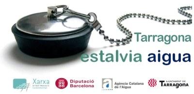 """Dijous, dia Mundial de l'Aigua, comencen els actes de la campanya """"Tarragona estalvia aigua"""""""