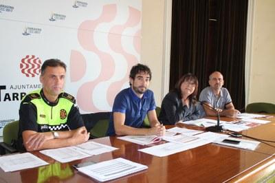 Balanç positiu de la campanya de platges de juny a setembre 2014