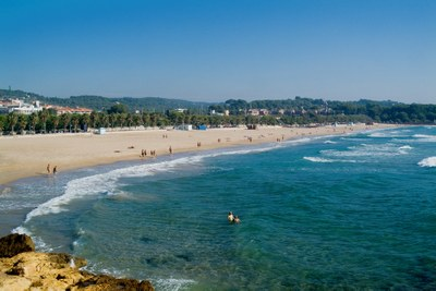 Tarragona manté les quatre Banderes Blaves en platges de la ciutat