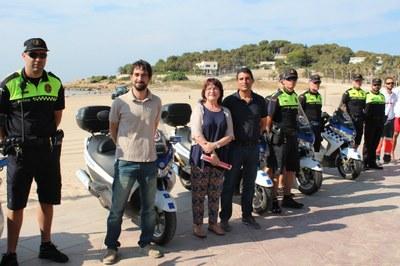 Comença la temporada de platges de Tarragona