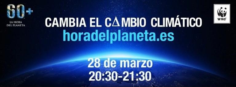 """Demà 28 de març se celebra """"La Hora del Planeta 2015"""""""