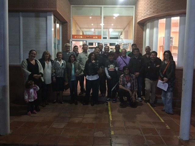 Lliurament de les claus dels horts de Sant Salvador