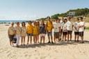 Reconeixement a la xarxa de voluntaris per la tortuga